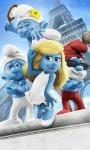 Smurf The Movie Live Wallpaper screenshot 3/6