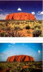 Ayers Rock Australia Wallpaper HD screenshot 2/3