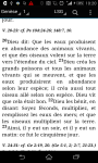 La Bible en  Français screenshot 2/3