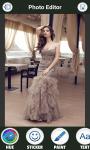 Woman Long Dress Photo Editor screenshot 3/6