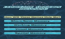 Complete Memory Training Game screenshot 6/6