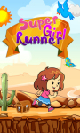 Super Girl Runner screenshot 1/6