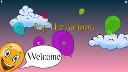 Pop the Balloon screenshot 1/4