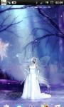 Fairy Sparkle Night Forest Live Wallpaper screenshot 3/6