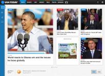 USA TODAY for iPad screenshot 2/5