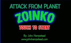 Attack From The Planet Zoink screenshot 2/3