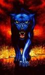Black Panther Live Wallpape screenshot 1/3