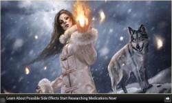 Fantasy Animal Wallpapers screenshot 2/6