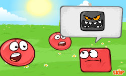 The Adventures of red ball screenshot 2/6