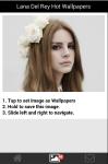 Lana Del Rey Hot Wallpapers screenshot 5/6