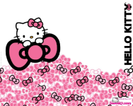 Hello Kitty Wallpaper Full HD screenshot 1/6