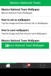 Mexico National Team Wallpaper screenshot 2/5