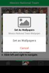 Mexico National Team Wallpaper screenshot 5/5