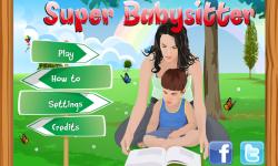 Hidden Object: Babysitter  screenshot 1/6