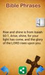 Bible Verses Alarm: Bible Verse of the day screenshot 1/2