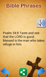Bible Verses Alarm: Bible Verse of the day screenshot 2/2