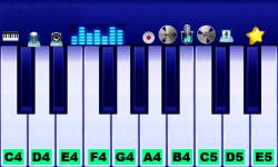 Perfect Piano Deluxe screenshot 4/6