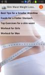 Slim Waist Weight Loss Workout screenshot 1/2