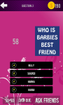 Barbie thumbelina Quiz screenshot 6/6
