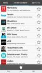Funny News App screenshot 4/6