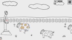 Apocalypse Cow screenshot 2/3
