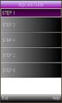 App lock Guide screenshot 1/1