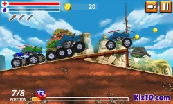 Monster truck assault screenshot 1/4