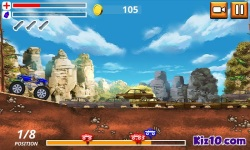 Monster truck assault screenshot 3/4