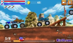 Monster truck assault screenshot 4/4