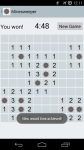 Classic Minesweeper for Android screenshot 4/4