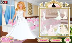 Barbie Weeding Dress Up screenshot 3/4