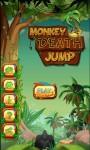 Monkey Death Jump Free screenshot 1/6