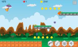 Red Hat-Man Slay and Run screenshot 2/4