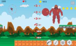 Red Hat-Man Slay and Run screenshot 3/4