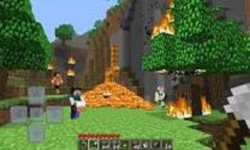 Minecraft: Pocket edition 3D games screenshot 2/6