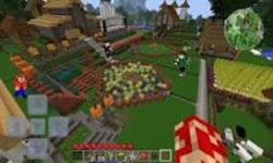 Minecraft: Pocket edition 3D games screenshot 4/6