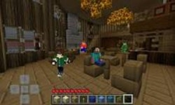 Minecraft: Pocket edition 3D games screenshot 5/6