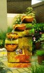 Garden Water Pot Live Wallpaper screenshot 3/3