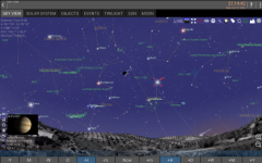 Mobile Observatory Astronomie emergent screenshot 2/6