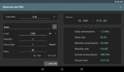 Spesa elettrica PROKey source screenshot 4/5