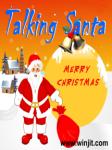 Dancing Santa screenshot 1/4
