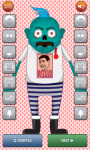 Zombie Dress Up - Zombie Game screenshot 3/6