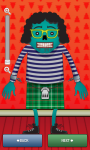 Zombie Dress Up - Zombie Game screenshot 5/6