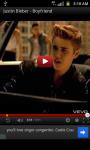 Justin Bieber Music Videos screenshot 2/6