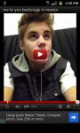 Justin Bieber Music Videos screenshot 4/6