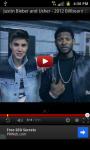 Justin Bieber Music Videos screenshot 5/6