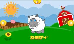 Funny Animals for babies screenshot 1/4