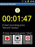 Ezy Sound Recorder screenshot 2/3
