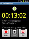 Ezy Sound Recorder screenshot 3/3