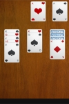 Solitaire for iPhone screenshot 1/1